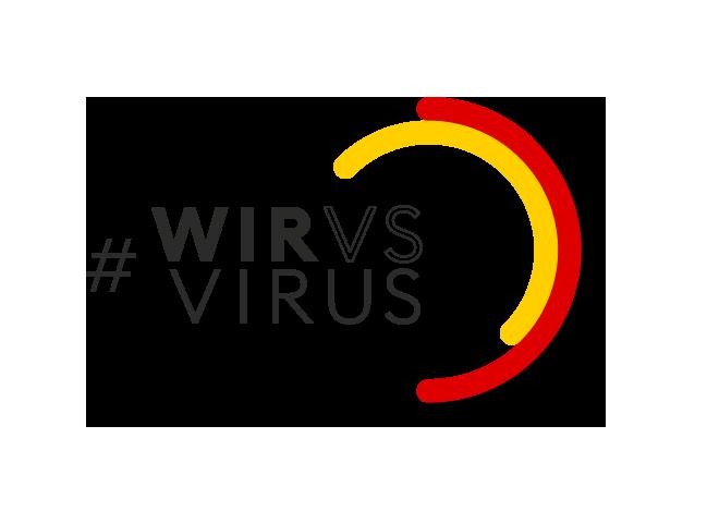 Logo WirVsVirus